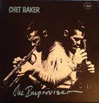 CHET BAKER The Improviser album cover