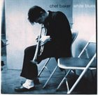 CHET BAKER White Blues album cover