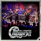 CHICAGO Chicago II : Live on Soundstage album cover
