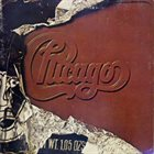 CHICAGO Chicago X album cover