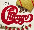 CHICAGO Love Songs album cover