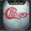 CHICAGO Overtime album cover