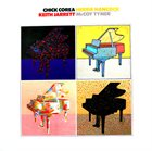 CHICK COREA Chick Corea, Herbie Hancock, Keith Jarrett, McCoy Tyner album cover