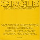 CHICK COREA Circle: Paris Concert album cover