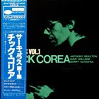 CHICK COREA Circulus Vol. 1 (Circle) album cover