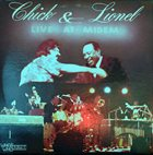 CHICK COREA Chick Corea & Lionel Hampton ‎: Chick & Lionel Live At Midem (aka In Concert aka Sea Journey aka Chick Corea And Friends aka  La Fiesta aka Come Rain Or Come Shine) album cover