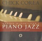 CHICK COREA Marian McPartland's Piano Jazz album cover