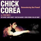 CHICK COREA Remembering Bud Powell album cover