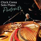 CHICK COREA Solo Piano : Portraits album cover
