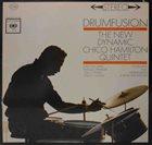 CHICO HAMILTON Drumfusion album cover