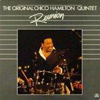 CHICO HAMILTON Reunion album cover