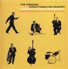 CHICO HAMILTON The Original Chico Hamilton Quintet: Complete Studio Recordings album cover