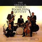 CHICO HAMILTON The Orignal Chico Hamilton Quintet album cover