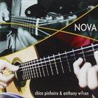 CHICO PINHEIRO Chico Pinheiro & Anthony Wilson : Nova album cover