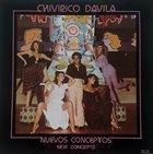CHIVIRICO DAVILA Nuevos Conceptos / New Concepts album cover