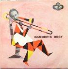 CHRIS BARBER Barber's Best album cover
