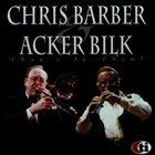 CHRIS BARBER Chris Barber & Acker Bilk : That's It Then album cover