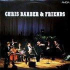 CHRIS BARBER Chris Barber & Friends album cover
