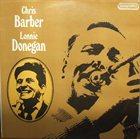 CHRIS BARBER Chris Barber & Lonnie Donegan album cover