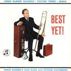 CHRIS BARBER Chris Barber Band Box Volume 3 - Best Yet! album cover