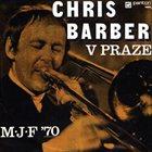 CHRIS BARBER Chris Barber v Praze album cover