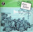 CHRIS BARBER Chris Barber's Jazz Band album cover