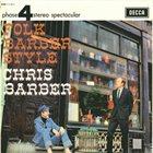 CHRIS BARBER Folk Barber Style album cover
