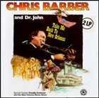 CHRIS BARBER Take Me Back To New Orleans album cover