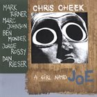 CHRIS CHEEK A Girl Named Joe album cover