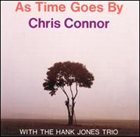 CHRIS CONNOR As Time Goes By album cover