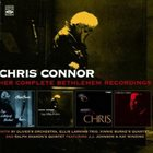 CHRIS CONNOR Her Complete Bethlehem Recordings album cover
