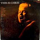 CHRIS CONNOR This Is Chris album cover