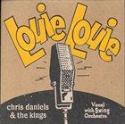 CHRIS DANIELS Louie Louie album cover