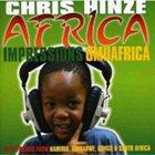 CHRIS HINZE Africa Impressions Omuafrica album cover