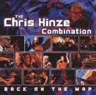 CHRIS HINZE Back On The Map album cover