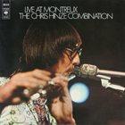 CHRIS HINZE Live At Montreux Jazz festival 1975 album cover