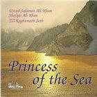CHRIS HINZE Princess Of The Sea (with Ustad Salamat Ali Khan, Shafqat Ali Khan, Raghunath Seth) album cover