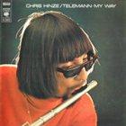 CHRIS HINZE Telemann - My Way album cover