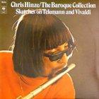 CHRIS HINZE The Baroque Collection - Sketches on Telemann and Vivaldi album cover