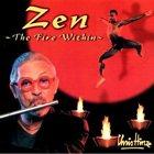 CHRIS HINZE Zen - The Fire Within album cover