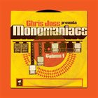 CHRIS JOSS Monomaniacs album cover