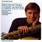 CHRIS POTTER Presenting Chris Potter album cover