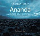 CHRISTIAN FINGER Ananda album cover