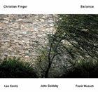 CHRISTIAN FINGER Balance album cover