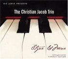 CHRISTIAN JACOB The Christian Jacob Trio : Styne & Mine album cover