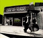 CHRISTIAN MCBRIDE Live at Tonic album cover