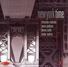 CHRISTIAN MCBRIDE New York Time album cover