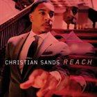 CHRISTIAN SANDS Reach album cover