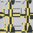 CHRISTOPH ERB Christoph Erb / Michael Vatcher : Yellow Live album cover