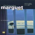 CHRISTOPHE MARGUET Les Correspondances album cover